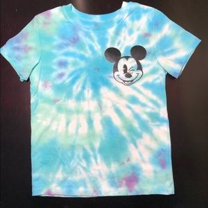 Other - Mickey Mouse Tie Dye
